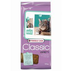 Krmivo pro kočky Versele Laga Classic Variety, 10 kg