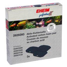 EHEIM 2628260 professionel II – filtrační médium s aktivním uhlím