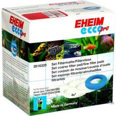 EHEIM sada filtračních médií do filtrů Ecco Pro