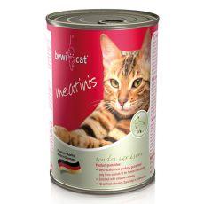 Konzerva BEWI CAT Meatinis WILD, 400 g