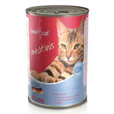 Konzerva BEWI CAT Meatinis SALMON, 400 g