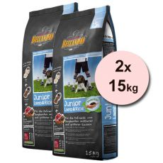 BELCANDO Junior Lamb & Rice 2 x 15 kg