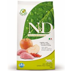 Farmina N&D cat GF ADULT Boar & Apple 5 kg