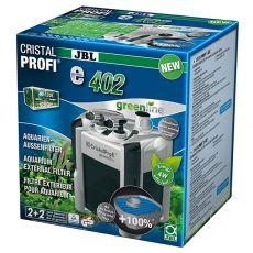 JBL CristalProfi e402 greenline – vnější filtr (40 - 120 l)