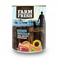 Farm Fresh – Buffalo with Sweet Potatoes 400 g