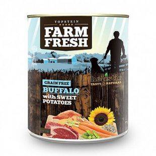 Farm Fresh – Buffalo with Sweet Potatoes 800 g