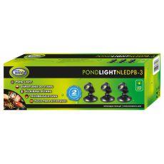 Osvětlení do jezírka NLEDPB-3LED 3x2W