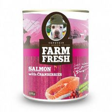 Farm Fresh – Salmon with Cranberries 375 g