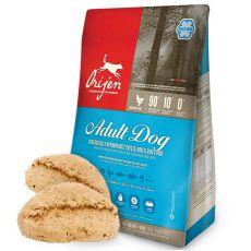 Orijen Freeze Dried Adult Dog – masové medailonky, 170 g