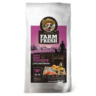 Farm Fresh Fish Sensitive Mini/Medium GF 15 kg