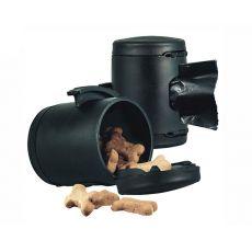Flexi Multi Box zásobník, černý + sáčky na odpad