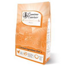 Canine Caviar Special Needs Alkaline, kuře 11 kg