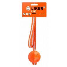 Přetahovadlo pro psa LIKER Line se šňůrkou 5 cm