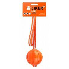 Přetahovadlo pro psa LIKER Line se šňůrkou 7 cm