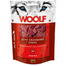 WOOLF Soft Cranberry Strips 100 g