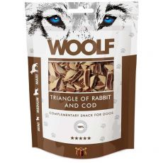WOOLF Triangle of Rabbit and Cod 100 g