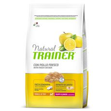 Trainer Natural Small and Toy, Puppy & Junior, kuře 2 kg