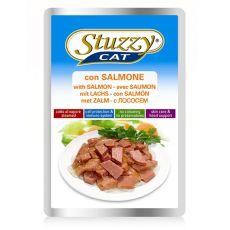 Stuzzy cat kapsička – losos, 100 g