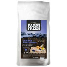 Farm Fresh Chicken and Blueberries Indoor/Outdoor Cat, 2 kg