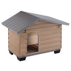 Dřevěná bouda CANADA 2 - 78 x 57 x 65 cm