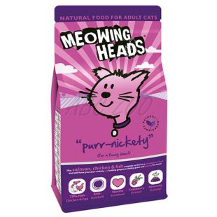 Meowing Heads Purr Nickety – 1,5 kg