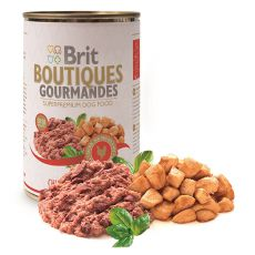 Brit Boutiques Gourmandes Chicken Bits & Pate 400 g