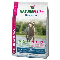 Eukanuba Nature Plus+ Puppy Grain Free Salmon 2,3kg