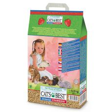 Podestýlka do WC – Cats Best Universal Strawberry 10 l