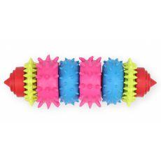 TPR Dental hračka pro psa s výstupky, 16 cm