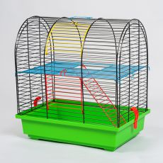 Klec pro křečka - GRIM II color