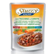 Stuzzy Dog – krůta a mrkev, 100 g
