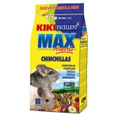 KIKI EXCELLENT MAX MENU – krmivo pro činčily, 800 g