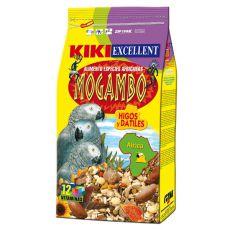 KIKI MOGAMBO – krmivo pro africké papoušky 800 g