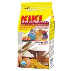 KIKI GOLDENMOUSSE – krmivo pro exotické ptactvo 1 kg