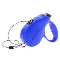 Vodítko Amigo Easy Mini do 12 kg – 3m lanko, modré