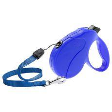 Vodítko Amigo Easy Large do 50 kg – 5m lanko, modré
