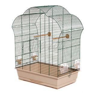 Klec pro papoušky LAURA III - 60,5 x 34 x 71,5 cm