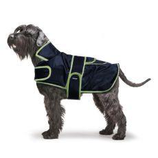 Vesta s límcem pro psa, černá – 35 cm
