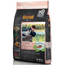 BELCANDO Finest Salmon Grain Free 4 kg
