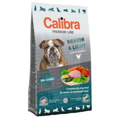 CALIBRA Dog Premium Line SENIOR & LIGHT 3kg