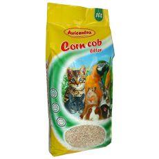 Kukuřičná podestýlka Corn Cob Litter, 10 l – jemná