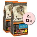 Primordial GF Adult Trout & Duck 2 x 12 kg