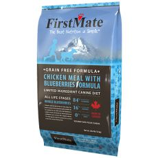 FirstMate Chicken & Blueberries 6,6 kg