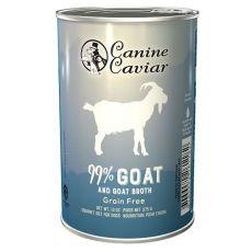 Konzerva Canine Caviar GOAT Grain Free 375 g