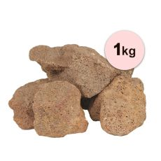 Vulkanické kameny do akvária Volcano Stone S – 1 kg