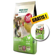 BEWI DOG SENSITIVE 12,5 kg + 3 kg GRATIS
