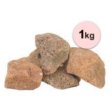 Vulkanické kameny do akvária Volcano Stone M – 1 kg