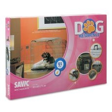 Klec pro psy a kočky Dog Residence 91 x 61 x 71 cm