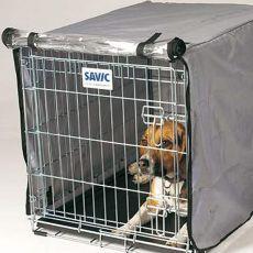 Přikrývka na klec Dog Residence 107 cm