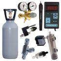 CO2 AAA top set + pH Controller (2 kg)